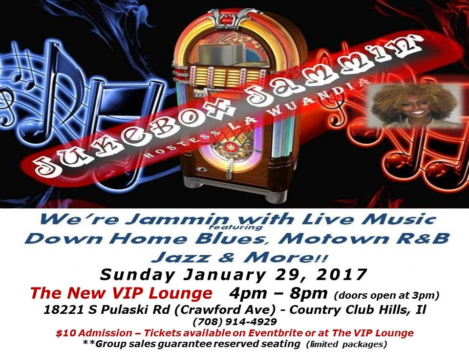 JUKEBOX JAMMIN' JANUARY 29TH